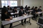 有名企業による校内企業説明会を開催!!