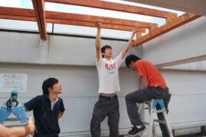 WiZの屋上に新たな名所!?
