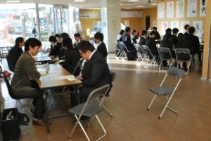 FSG学内企業説明会開催