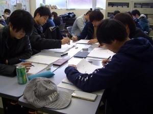 電気分野・放射線分野で実践行動学を学びました!